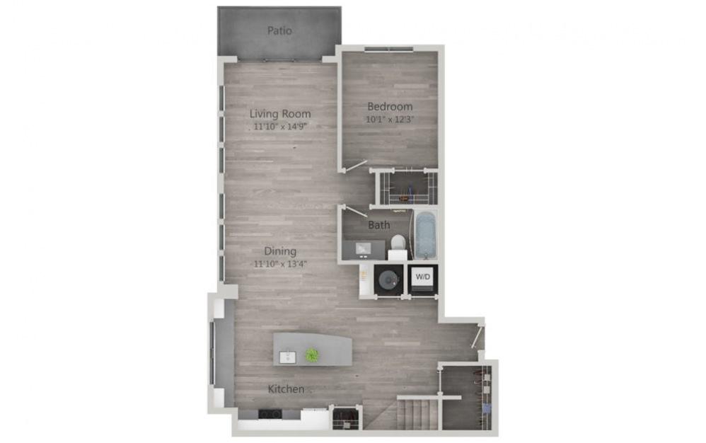TH-2 Floor 1