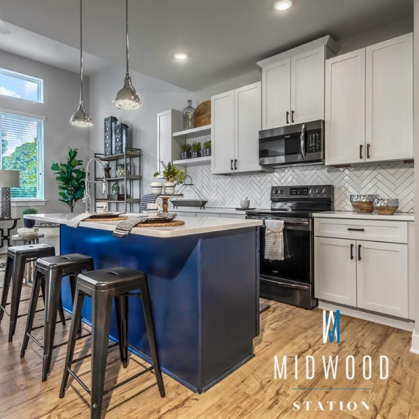 Our most popular two bedroom floor-plan B3-1 will become available mid-December! This apartment features a wrap around balcony facing Central Avenue, stainless steel appliances, custom white cabinetry with marble quartz countertops, and Nest thermostat